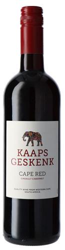 Kaaps Geskenk Cape Red