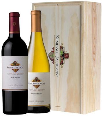 Kendall Jackson Kist Chardonnay Zinfandel