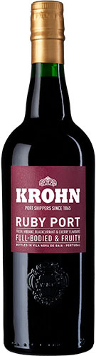 Krohn Ambassador Ruby Port