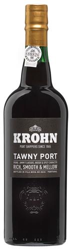 Krohn Porto Senador Rich Tawny Port