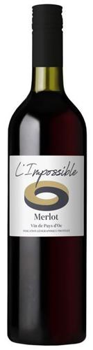 L Impossible Merlot