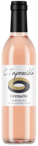 L Impossible Rose Grenache