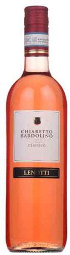 Lenotti Chiaretto Bardolino Rose