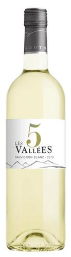 Les 5 Vallees Sauvignon Blanc