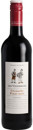 Les Vignerons Rood Grenache Pinot Noir