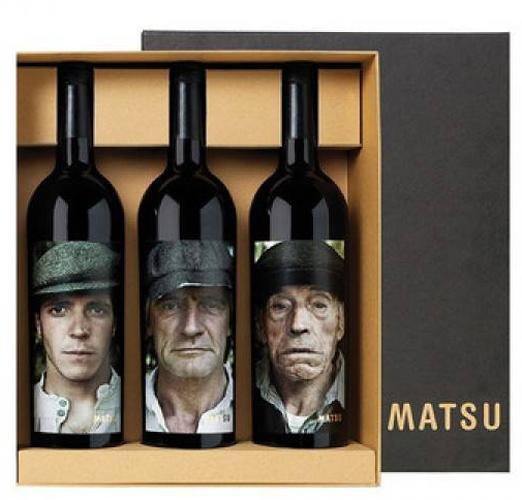 Matsu El Picaro & El Recio & El Viejo Kado Doos 3 flessen