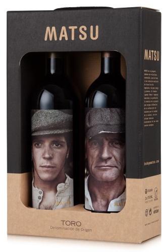 Matsu El Picaro & El Recio Kado Doos 2 flessen