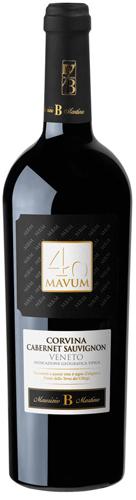 40 Mavum Corvina Cabernet