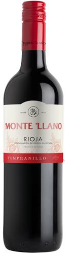 Monte LLano Tempranillo Rioja