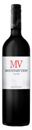 Mountain View Cape Red