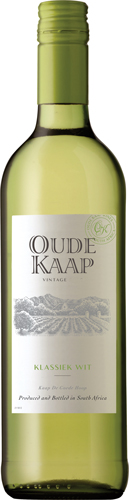 Oude Kaap Klassiek Wit