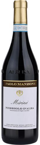 Paolo Manzone Mirine Nebbiolo d'Alba