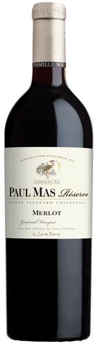 Paul Mas Reserve Merlot