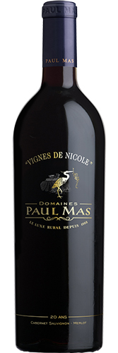Paul Mas Vignes de Nicole Cabernet Sauvignon Merlot
