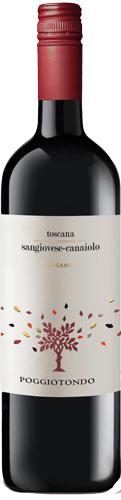 Poggiotondo Toscana Sangiovese Canaiolo