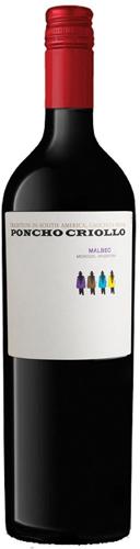 Poncho Criollo Malbec