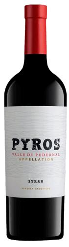 Pyros Barrel Selected Syrah