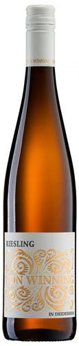 Von Winning Riesling (nog 1 flessen beschikbaar)