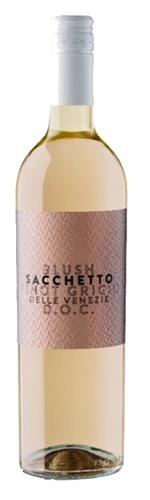Sacchetto Pinot Grigio Blush Rose