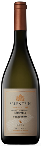 Salentein Single Vineyard Chardonnay
