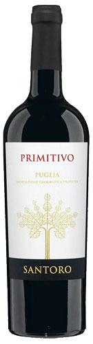Santoro Primitivo Puglia