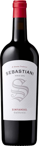 Sebastiani Zinfandel California (nog 5 flessen beschikbaar)