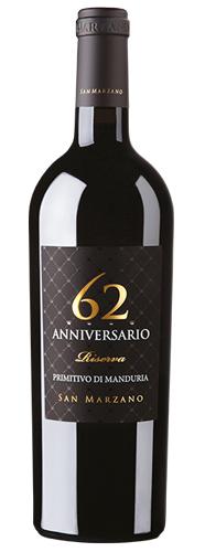 Sessantanni Limited Edition 62 Anniversario Riserva