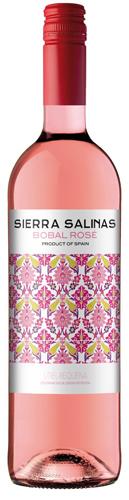 Sierra Salinas Bobal Rose