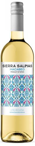 Sierra Salinas Macabeo