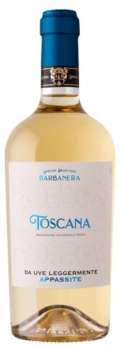 Toscana Da Uve Leggermente Appassite Wit