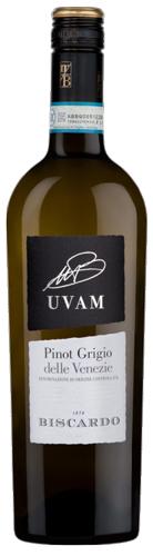 Biscardo Uvam Mavu Pinot Grigio