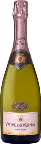Veuve du Vernay rose