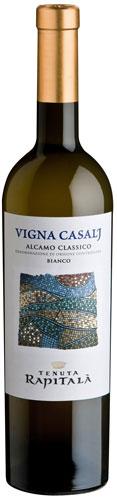 Vigna Casalj Alcamo Classico Sicilia Rapitala