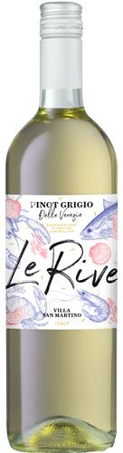 Villa San Martino Le Rive Pinot Grigio 2019
