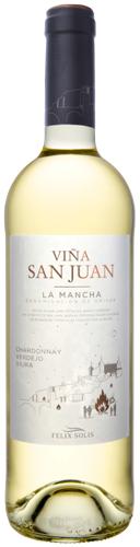 Vina San Juan Chardonnay Verdejo Viura