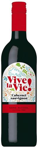 Vive la Vie Cabernet Sauvignon (Alcohol Vrij)