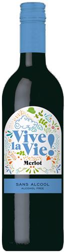 Vive la Vie Merlot (Alcohol Vrij)