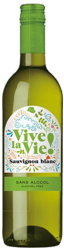 Vive la Vie Sauvignon Blanc (Alcohol Vrij)
