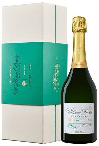 Champagne William Deutz Cuvee Hommage 2010